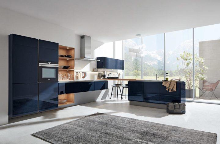 Кухня 4030 GL Haecker systemat купить в Минске