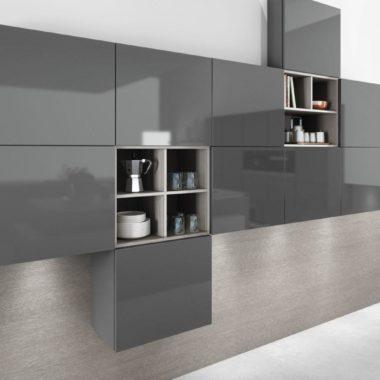 Кухня 5090 GL Haecker systemat купить в Минске