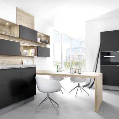 Кухня 6000 Haecker systemat купить в Минске