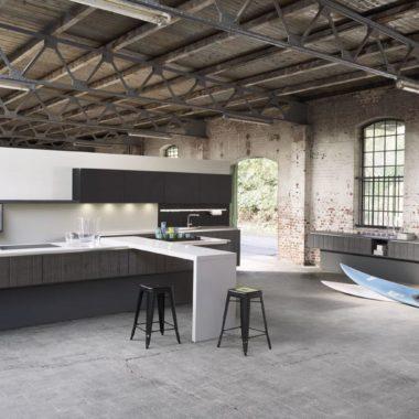 Кухня 6021 GL Haecker systemat купить в Минске