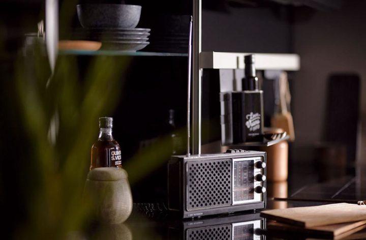 Кухня 6084 GL-7070 Haecker systemat купить в Минске