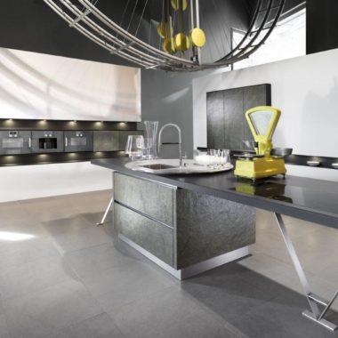 Кухня 7030 GL Haecker systemat купить в Минске