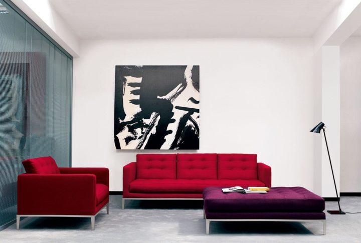 Кресло AC Lounge B B Italia купить в Минске