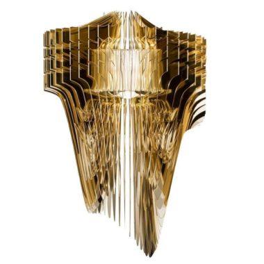 Светильник Aria Gold Slamp купить в Минске