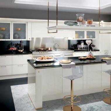 Кухня Baccarat Scavolini купить в Минске