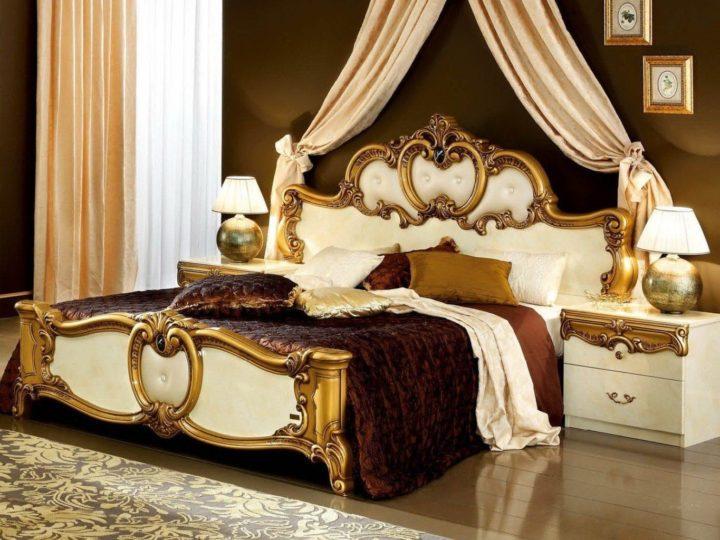 Спальня Barocco Camelgroup купить в Минске