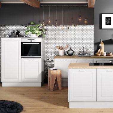 Кухня Breda Haecker systemat купить в Минске