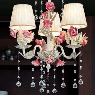 Люстра Ceramic Garden Masiero купить в Минске