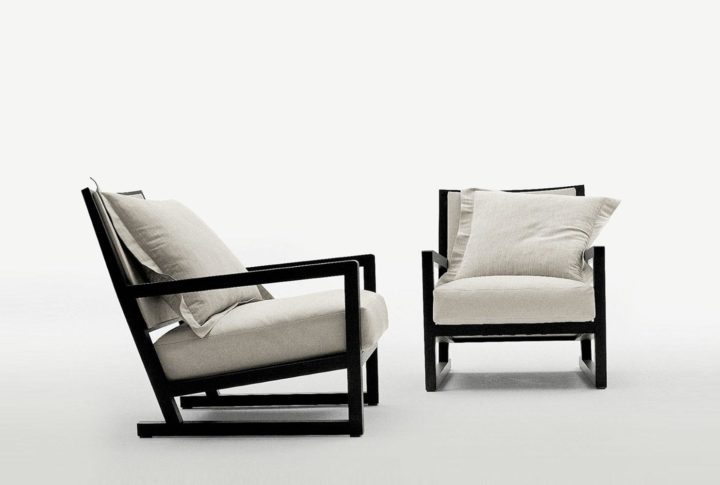 Кресло Clio B B Italia купить в Минске