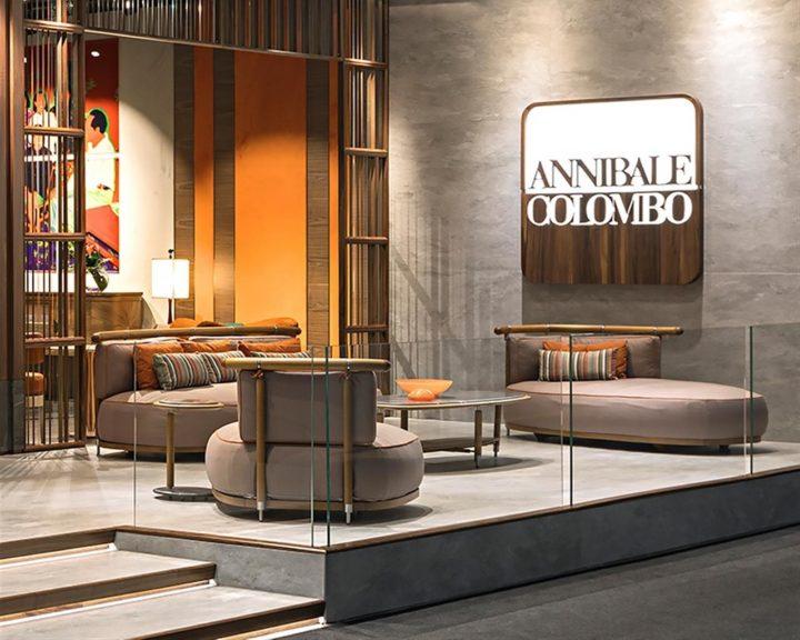 Диван Coriandolo Annibale Colombo купить в Минске