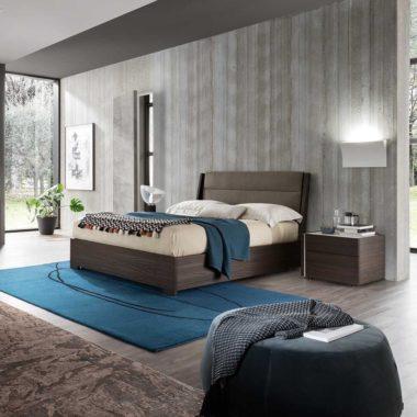 Спальня Dado-Dice bruno oak surfaced ALF Italia купить в Минске