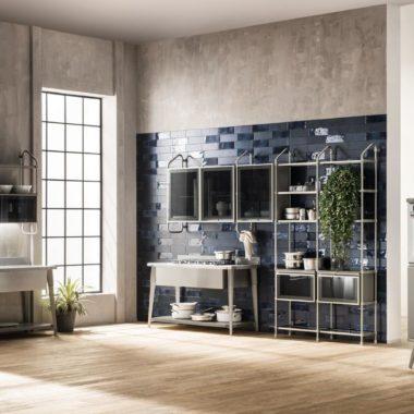 Кухня Diesel Open Workshop Scavolini купить в Минске