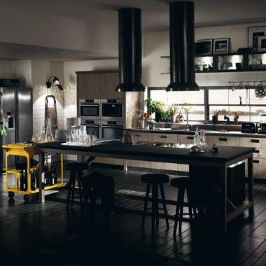 Кухня Diesel Social Kitchen Scavolini купить в Минске