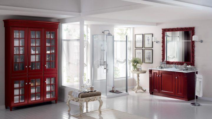 Мебель для ванной Baltimora Scavolini купить в Минске