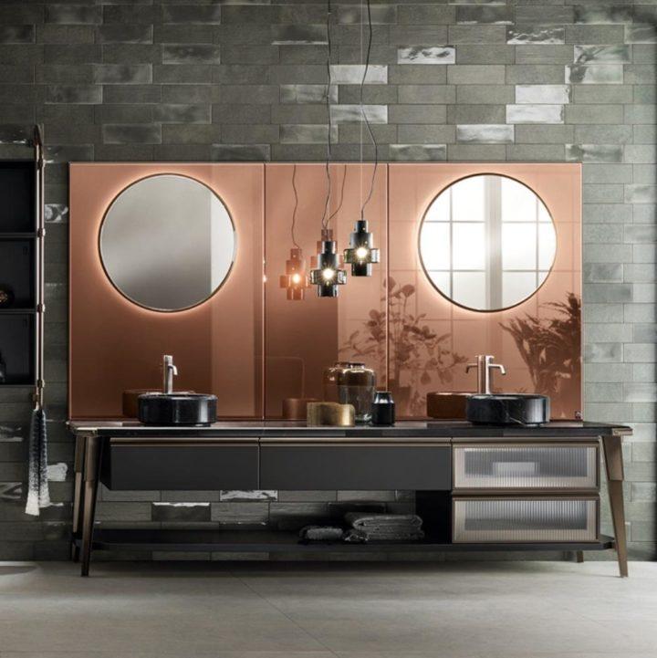 Мебель для ванной Diesel Scavolini купить в Минске