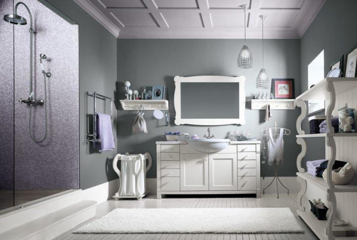 Мебель для ванной English Mood Minacciolo купить в Минске