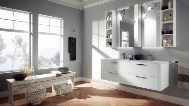 Мебель для ванной Font Scavolini купить в Минске