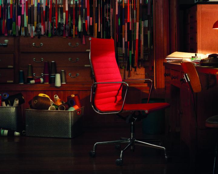 Кресло EA 117-118-119 Vitra купить в Минске