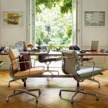 Кресло EA 217-219 Vitra купить в Минске