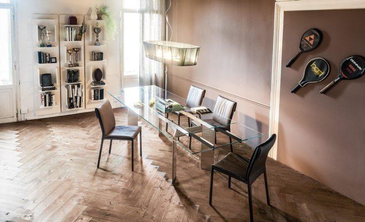 Стол Elan Drive Cattelan Italia купить в Минске