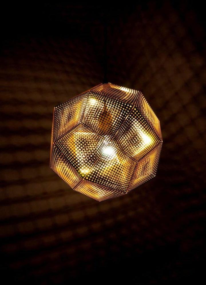 Светильник Etch Tom Dixon купить в Минске