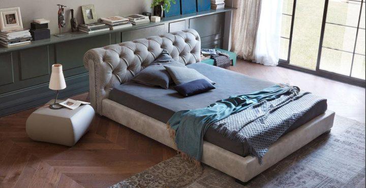 Кровать Exige Bolzan купить в Минске