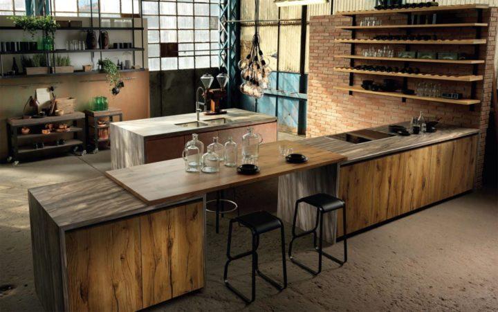 Кухня Factory Aster Cucine купить в Минске