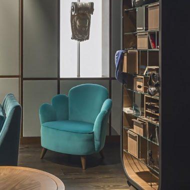 Кресло Flora Annibale Colombo купить в Минске
