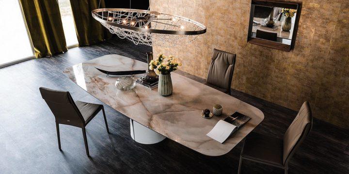 Стол Giano Keramik Cattelan Italia купить в Минске