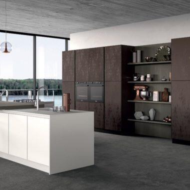 Кухня Glass Arredo3 купить в Минске