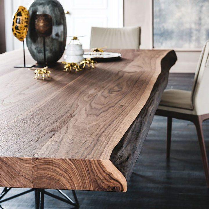 Стол Gordon Deep Wood Cattelan Italia купить в Минске