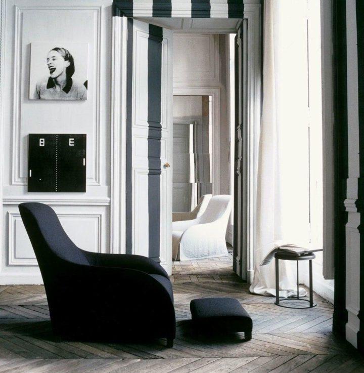 Кресло Harry B B Italia купить в Минске