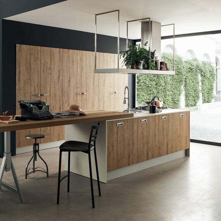 Кухня Ice Sand Industrial Edition Febal Casa купить в Минске
