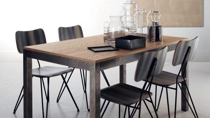 Стол Industrial Action Table Scavolini купить в Минске