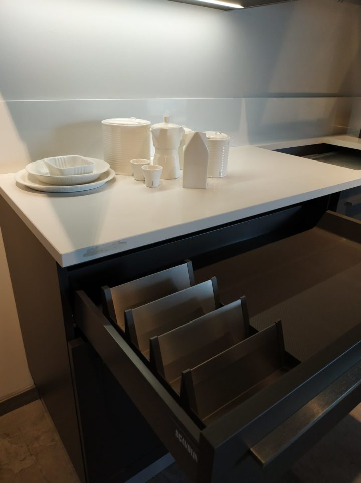 Кухня Carettere (образец)