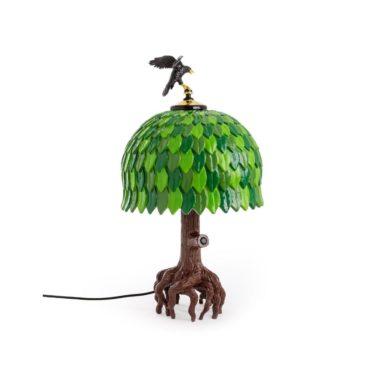 Настольная лампа Tiffany Tree Seletti купить в Минске