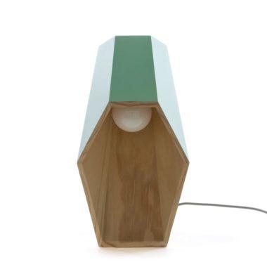 Настольная лампа Woodspot Seletti купить в Минске