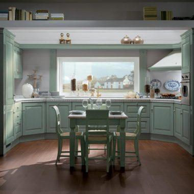 Кухня Long Island Scavolini купить в Минске