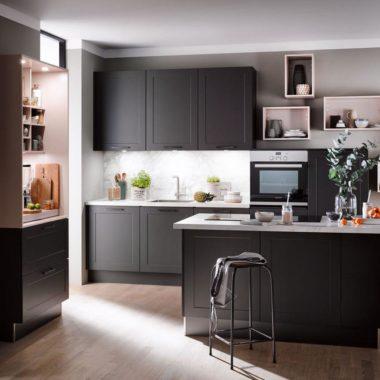 Кухня Lotus Haecker systemat купить в Минске