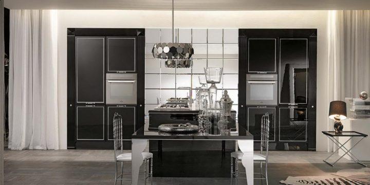 Кухня Luxury Glam Aster Cucine купить в Минске