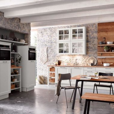 Кухня Malaga Haecker systemat купить в Минске
