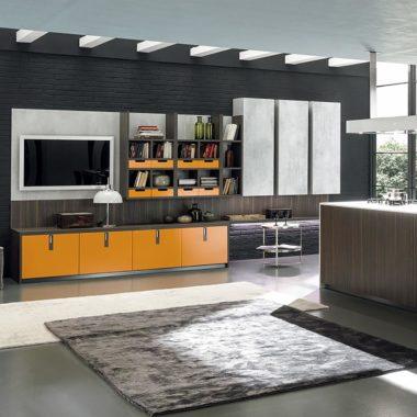 Кухня Materia Febal Casa купить в Минске