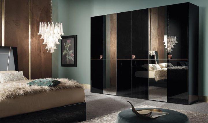 Спальня Mont Noir ALF Italia купить в Минске