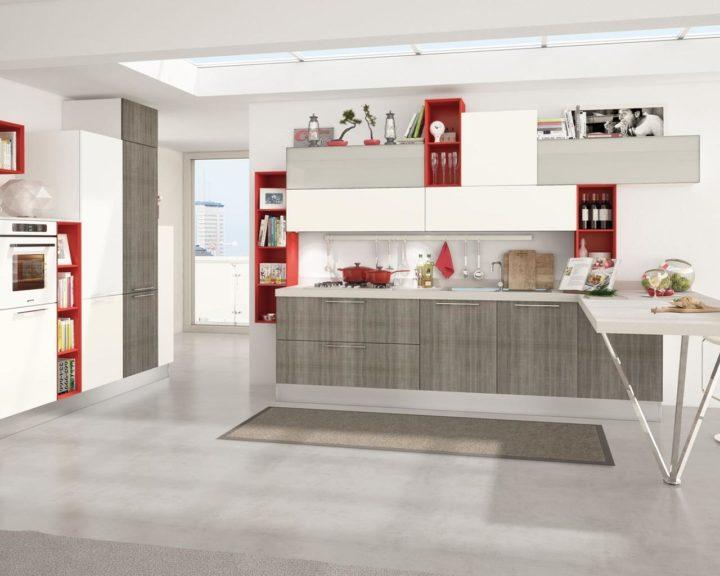 Кухня Noemi Lube купить в Минске
