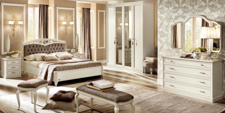 Спальня Nostalgia Camelgroup купить в Минске