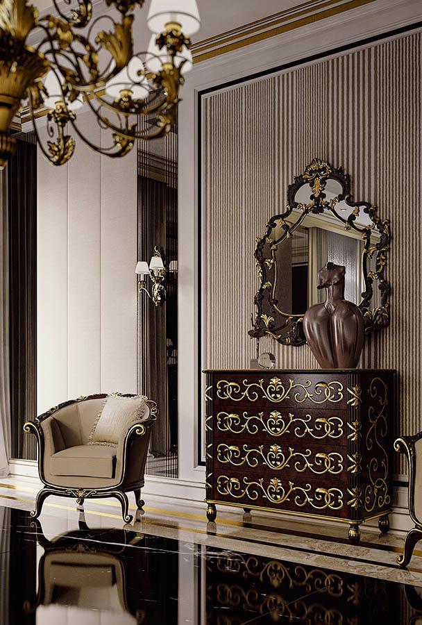 Спальня Opera Andrea Fanfani купить в Минске