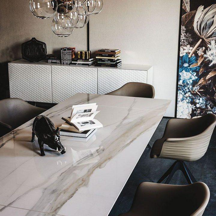 Стол Premier Keramik Drive Cattelan Italia купить в Минске