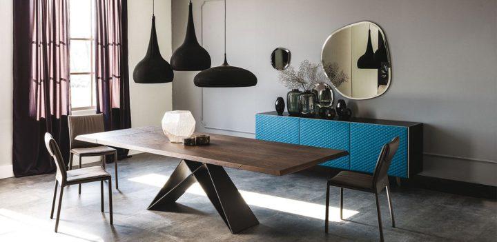 Стол Premier Wood Drive Cattelan Italia купить в Минске