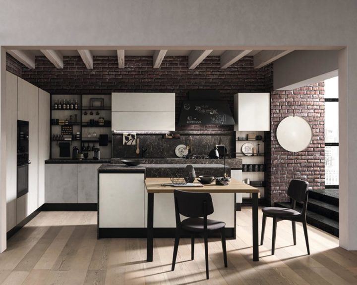 Кухня Sand Febal Casa купить в Минске