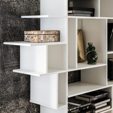 Книжный шкаф Harlem Cattelan Italia купить в Минске